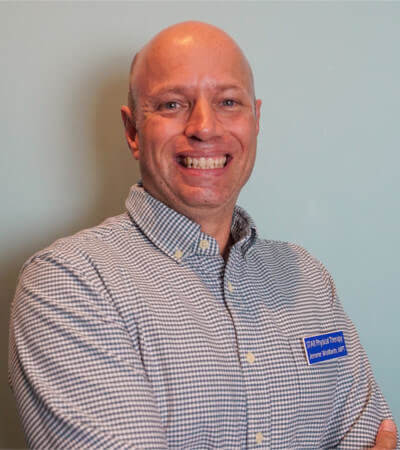 Jerome Wollfarth, Physical Therapist, Clinic Director Folsom