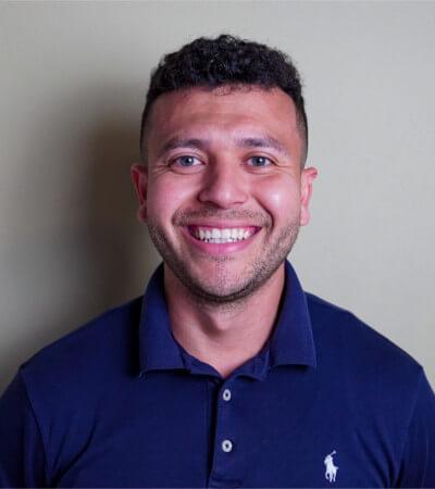 Josue Guitierrez, PTA, Lakefront Clinic Director